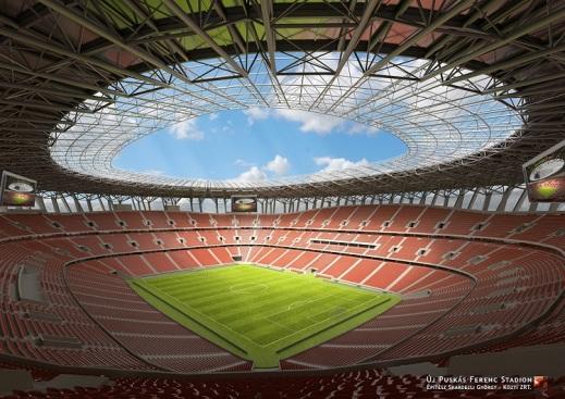 Puskás Stadium Construction Passes Scrutiny of UEFA Head - Hungary Today