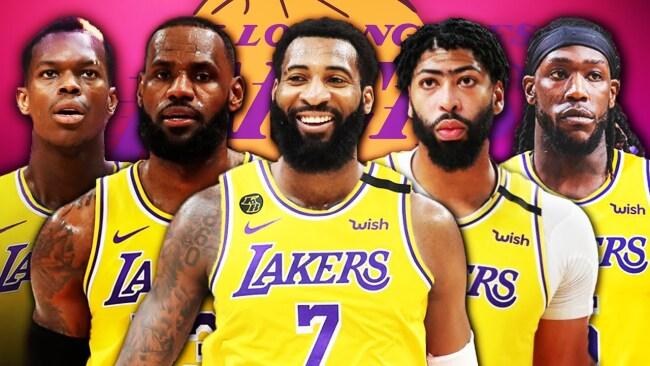 Los Angeles Lakers COMPLETE ROSTER After Andre Drummond Signing In 2021  Buyout Market! PERFECT TEAM! - YouTube