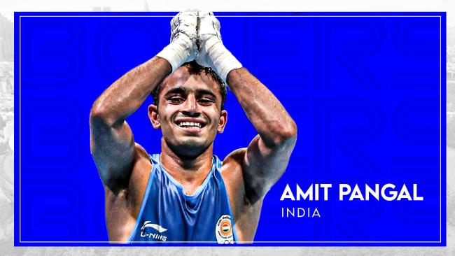 Amit Panghal - India