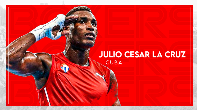 Julio Cesar La Cruz
