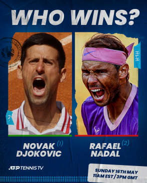 Battle of the goats in tennis