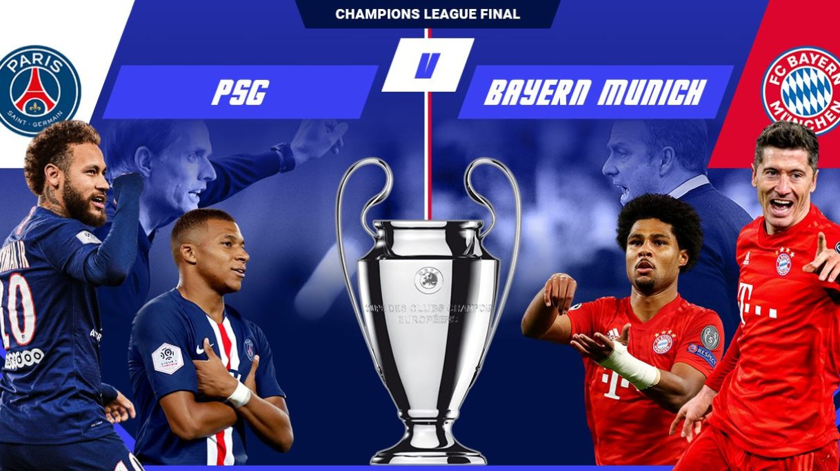 Psg Vs Bayern Munich Champions League Final Preview And Prediction