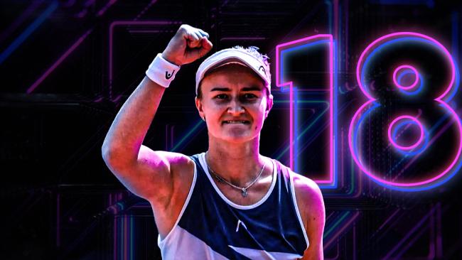 Barbora Krejickova French Open 2021