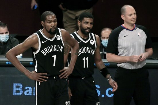 Nets' Kevin Durant scores 15 against Wizards in return from Achilles injury  - UPI.com