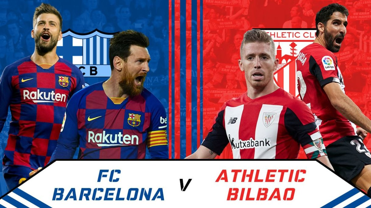 Athletic Bilbao vs Barcelona: Prediction, Lineups, Team News, Betting Tips & Match Previews