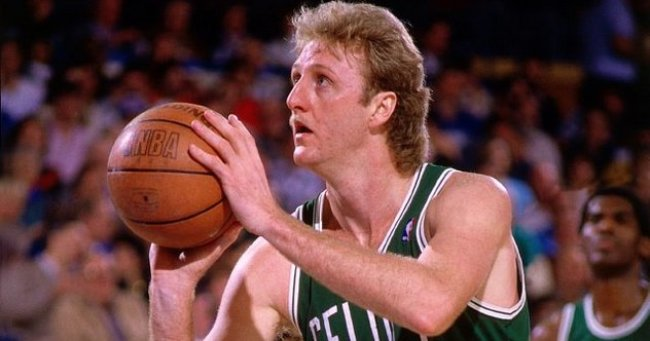 Larry Bird NBA Bird Rule