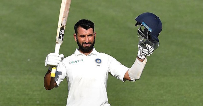 Cheteshwar Pujara (Photo: The Cricket Times)  Pujara