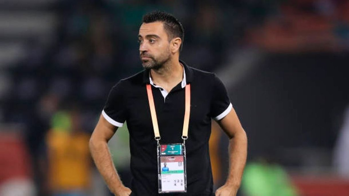 Aubameyang and Mane not 'fit' to adapt to Barca's style of play, says Xavi