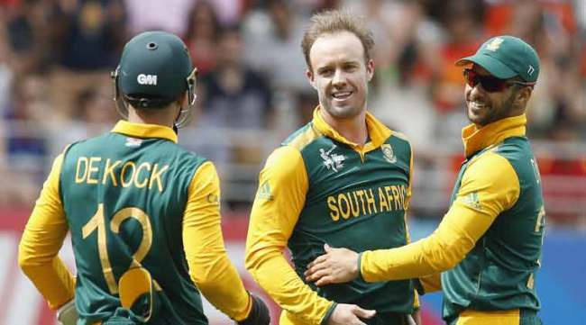 South Africa (Picture: Sports) India