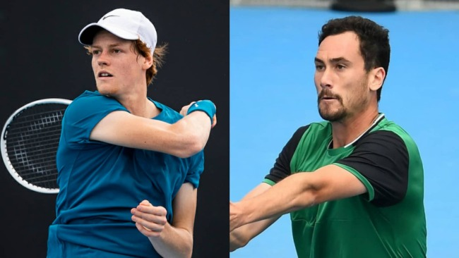 sinner vs mager french open predictions