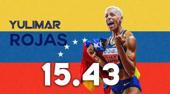 Yulimar Rojas Venezuela