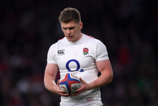 Owen Farrell Six Nations Rugby World Cup